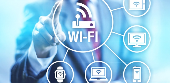WLAN, Wireless Fidelity, WiFi is a local area network that uses high-frequency radio signals to