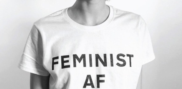 How did concept of feminism break stereotypes?