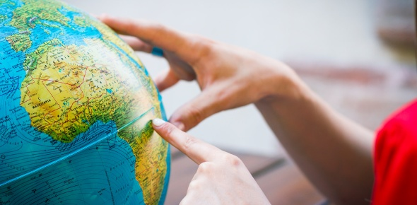 Eratosthenes was the first geographer. He brought the concept of geography, a common field of