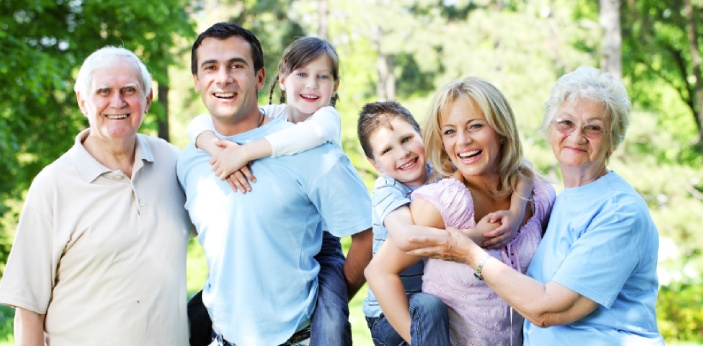The most beautiful thing in my life is my family. I am always excited about my family. I feel ever