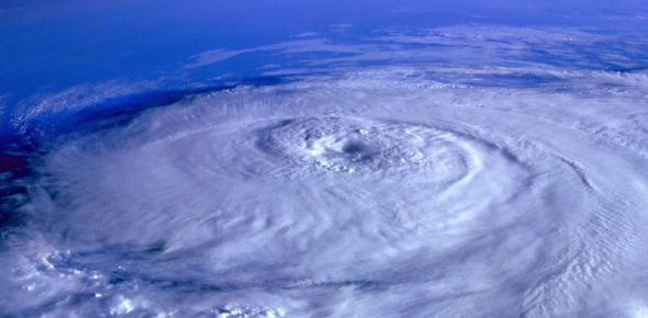 Is there any way to prevent hurricanes?