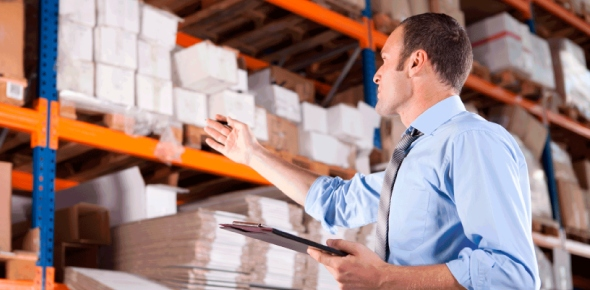 What are the four functions of inventory?