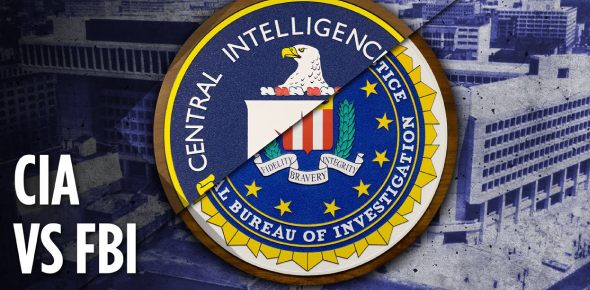Which agency is a more powerful CIA or FBI?