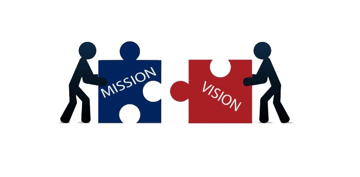 Both mission and Vision statements are vital, directing goals and distinct concept for