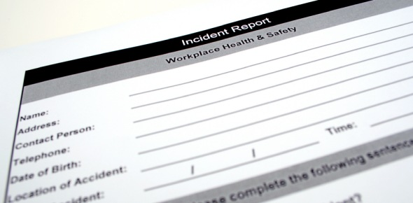 The Structure Of An Incident Report Is Covered In The Standard For