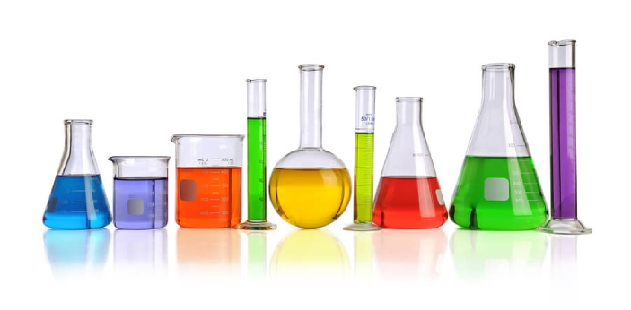 Liquids have a fixed volume but no fixed shape. This is because the particles in a liquid are