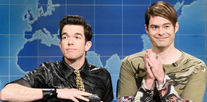 Bill Hader did a remarkable job in this Halloween episode of Saturday Night Live. It is an inside