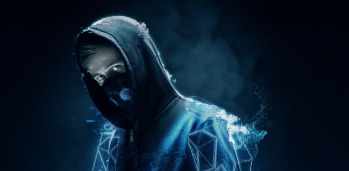 There are various reasons why Alan Walker usually covers his face. He feels that one of the reasons