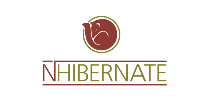 These are both referred to as ORM tools but actually, it is only Nhibernate that is considered to