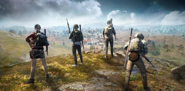 For those who don't know PUBG Mobile is the mobile version of the PC game