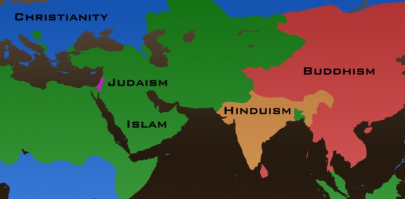 Which religion has the most brutal history?