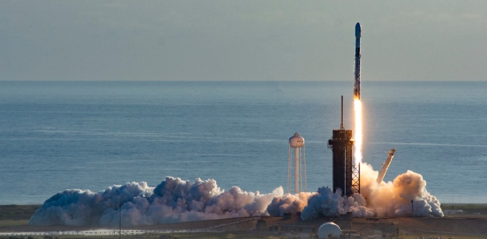 SpaceX is a privately-owned space company. They are owned by entrepreneur Elon Musk. They are