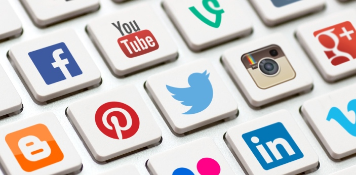 Some people become confused with the use of social media and social networking. Social media is the