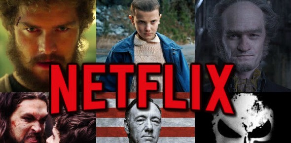 What is your favorite Netflix series?