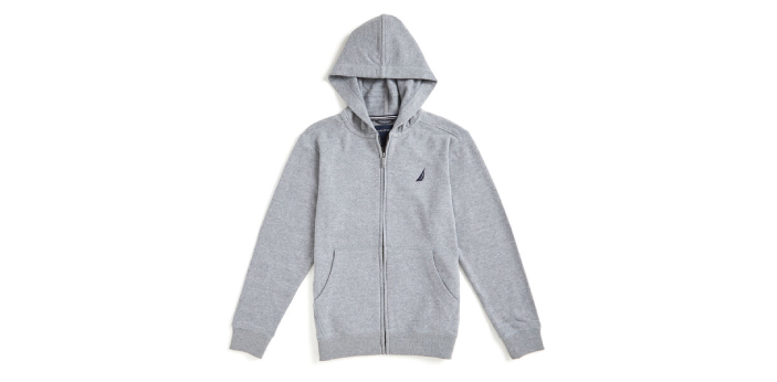 The hoodie is a variation of the sweatshirt with added features. Both types of clothes are popular