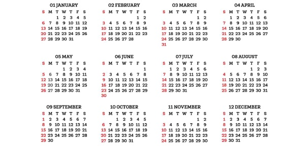 What is the difference between Gregorian and Julian calender?