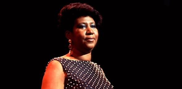 Why do the citizens of america love Aretha Franklin?