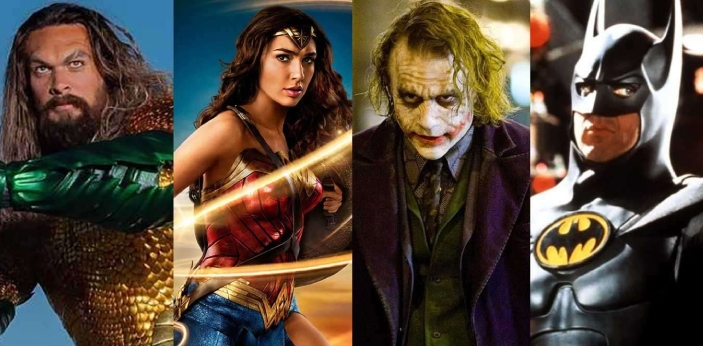 There are a lot of DC movies that are considered to be failures. They are actually failing really