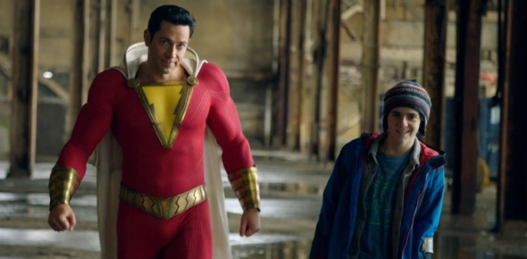 When does Shazam release?