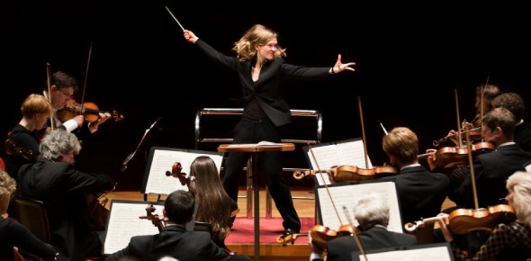 What is the difference between orchestras and operas?