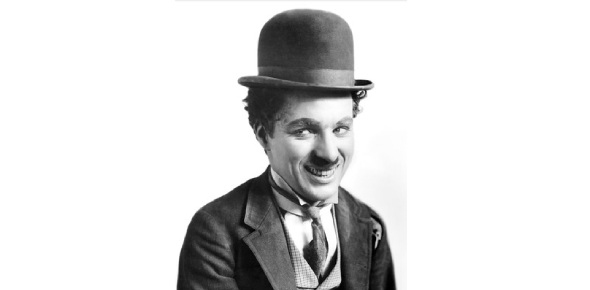 What traits can we learn from Charlie Chaplin?
