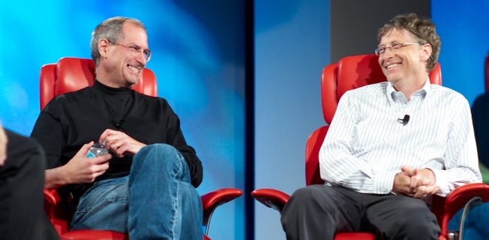 Bill Gates and Steve Jobs are two of the pioneers that have transformed the landscape of the