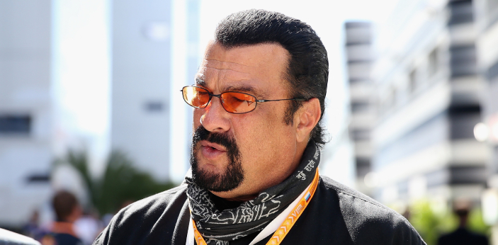 Steven Seagal was a pretty big movie star in the late 1980's but then his stardom seemed to