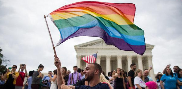 Is homosexuality legal in the USA?