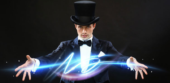 Which was the most elaborate magic trick of all time?