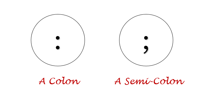 Punctuations are really important in formal writings. They are important because they make the
