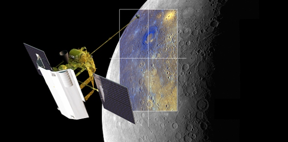 How many satellites have passed from mercury?