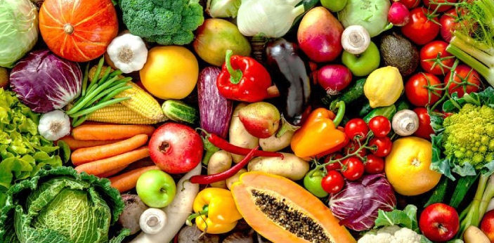 A lot of people may say that fruits and vegetables usually go well together because they are