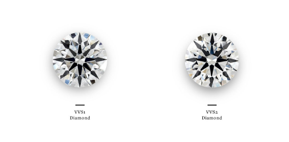 VVS1 and VVS2 are known to be types of diamond clarity. Some people are very particular about the