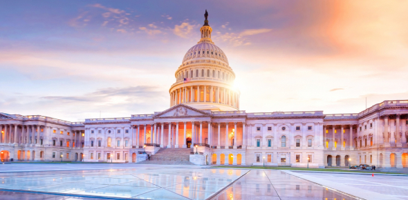 The House of Representatives and Senators are part of the United States Congress. Both chambers of