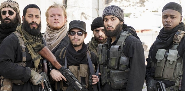 Who was the perpetrator who started ISIS and what happened to him?