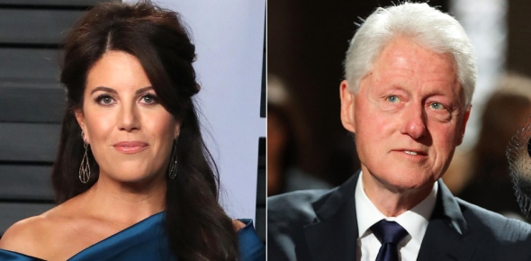 I believe that dated is not the right word to describe Bill Clinton's connection with Monica