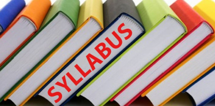 The syllabus is a summary of the topic, which is to be covered during lecture, academic course, or