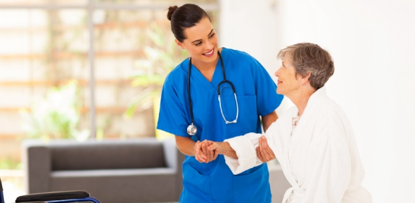 Which nursing interventions are appropriate? A nurse is caring for a client with emphysema.