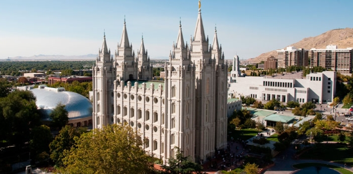 Some people may assume that Mormons are the same with Catholics, but these two are different from