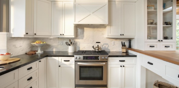 Kitchens are used to cook food. It is probably the most important room in the house that needs to