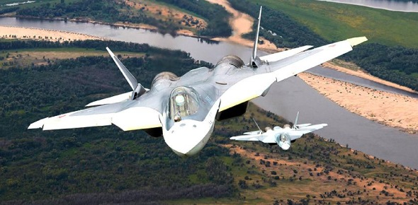 Will Sukhoi-57/Pak-Fa be able to compete with its 5th generation arch-rival in close air combat?