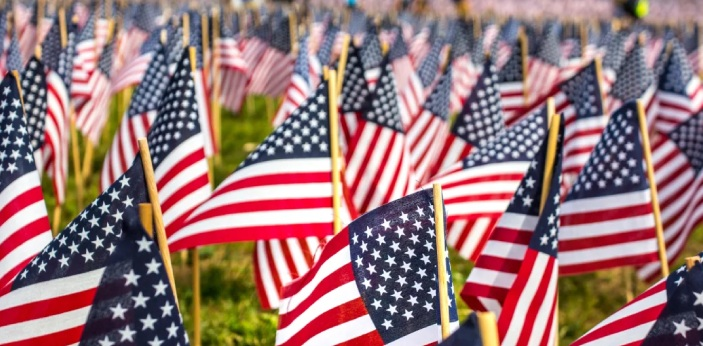 Memorial Day is a holiday in the United States. It was initially celebrated on May 30th, but now it