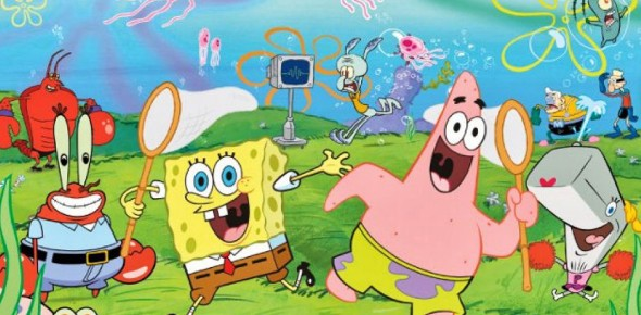 Who is the original singer of the Spongebob theme song?