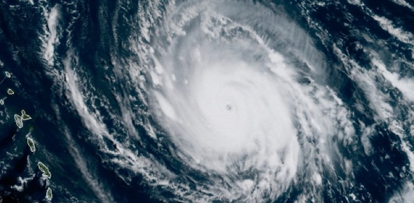 Is there any positive effect of a hurricane?