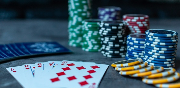 You can be good at poker by developing your own set of skills and in practice. One needs to study