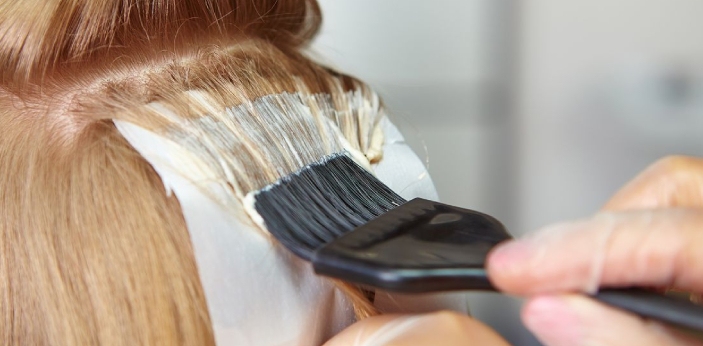 One of the aspects which define one's personality is the hair color; there are some women and