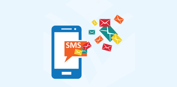 SMS is the abbreviation for Short Message Service. SMS is something you don't have to go far