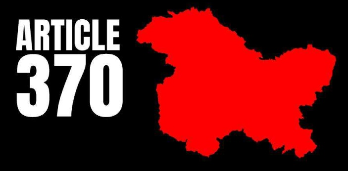Article 370 is a part of the Indian constitution. It gave special privileges and rights to the