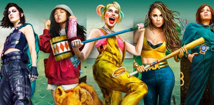The official ranking of Birds of Prey was determined as R rated on December 18th, 2019, according