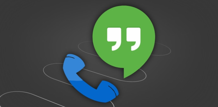 Google Voice and Hangouts are two important ways through which people are able to get in touch with